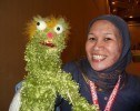 Laida with Bleng Bleng