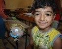 Egypt cute boy puppet