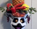 Lemur fruit pan 2